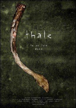 FILMPLAKATEN: Slik ser posteren til filmen «Thale» ut. Foto: yesbox