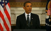 Obama om Giffords: - Hun er så tøff som man kan være