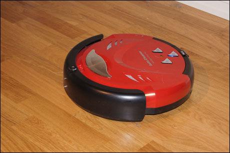 SIST, MEN IKKE MINST: EasyRobot trenger fortsatt noen justeringer, men prisen er utrolig bra. Foto: Ida Lindvall