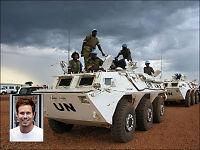 AUF vil ha norske FN-soldater til Sør-Sudan