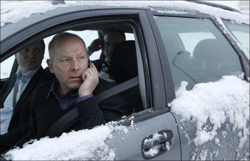 SPARKET: Carl Erik Bøhn fikk tidligere i vinter sparken som Larvik-trener. Foto: PÅL TERJE STØTVIG