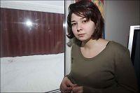 - Maria Amelie settes på gaten i Moskva