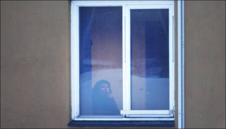 SATT FENGSLET: Maria Amelie har sittet fengslet på Trandum transittmottak. Tirsdag går ble hun sluppet fri, og onsdag vedtok Høyesterett at hun skal slippe fengsel i påvente av utsendelsen. Foto: Scanpix