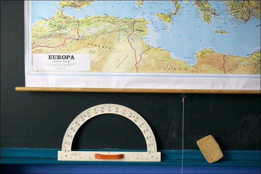 TURBOSKOLE: Utdanningsdirektoratet er ikke positive til to års videregående. Foto:Roald, Berit/ SCANPIX