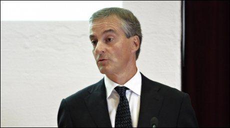 VIL HJELPE: Utenriksminister Jonas Gahr Støre (Ap). Foto: VG