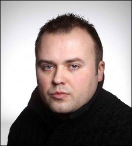 MUSIKKEKSPERT: VG-journalist Thomas Talseth. Foto: Jan Petter Lynau/VG