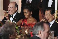 Obama tok opp fredsprisen med Hu