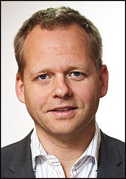 AVVENTENDE: Generalsekretær Ole Alexander Opdalshei i Kreftforeningen avventer de endelige resultatene. Foto: FOTO: Thomas Barstad Eckhoff