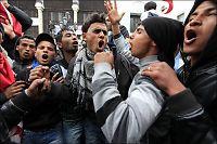 Tunisia etterlyser landets avsatte president