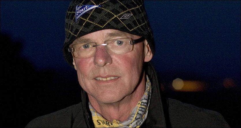 LEGENDEN ER BORTE: Svein Mathisen døde i natt. Foto: VG