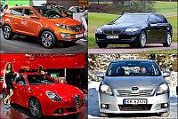 Her er de sikreste bilene i 2010