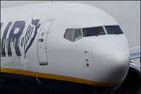 Kastet av Ryanair-fly etter bagasjebråk