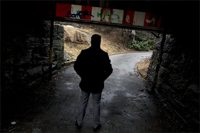 ANGRER: 29-åringen plaget håndplukkede ofre for å hevde seg selv. Foto: Tor Erik H. Mathiesen