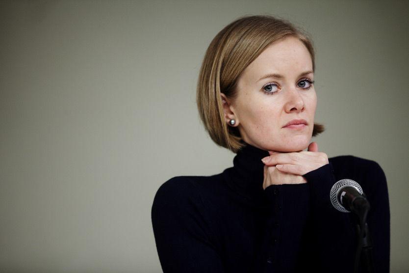 IKKE ØNSKET: Inger Lise Hansen er av valgkomiteen i KrF ikke ønsket i partiledelsen. På Tv 2 i kveld snakker hun ut om tiden som nestleder. Foto: Scanpix
