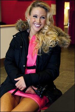 Rachel Nordtømme blir likevel VM-reporter - VG