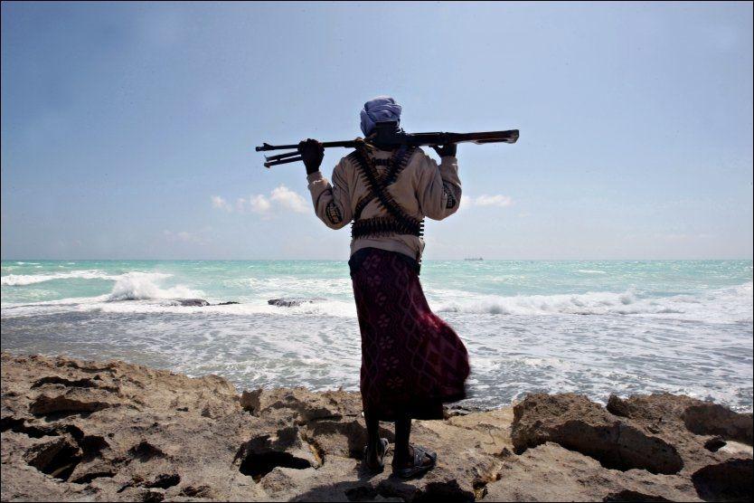 BURDE FÅ STRENGERE STRAFF: -Pirater lar seg ikke skremme av å bli stilt for en sivil domstol, ifølge Jacob Stolt-Nielsen, skipsreder. Foto: Afp