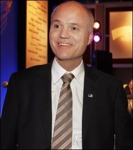 GENERALSEKRETÆR: Lars Arne Ryssdal er kritisk til partifellens uttalelser. Foto: Scanpix.