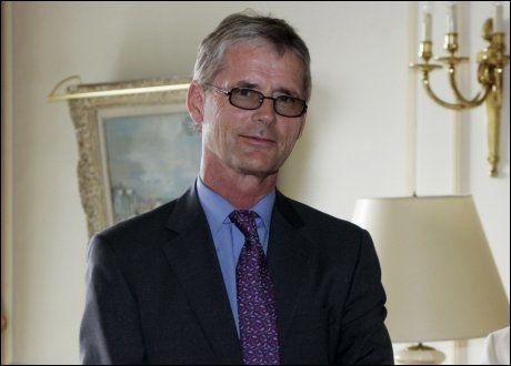 KRITISERTE: Ifølge dokumenter fra Wikileaks skal daværende NATO-ambassadør Kim Traavik ha kritisert FNs rapporter om sivile tap. Foto: Scanpix