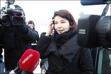 PAPIRLØS: Maria Amelie ble omtalt som papirløs i norske medier. Nå diskuteres det hva ordet virkelig betyr. Foto: Magnar Kirknes