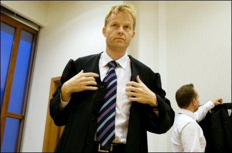 FINGERAVTRYKK: Pål Lønseth, statssekretær i Justisdepartementet vil at innvandrere skal vise fingeravtrykk for å bekrefte sin identitet. Foto: Scanpix