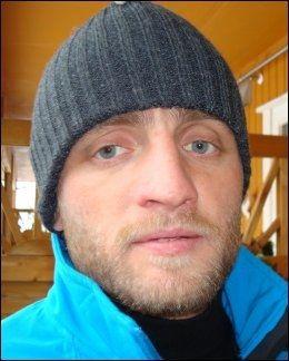 SAVNET: Robert Skaanes (34) Foto: Privat