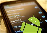 Over 50 skadelige apps i Android Market
