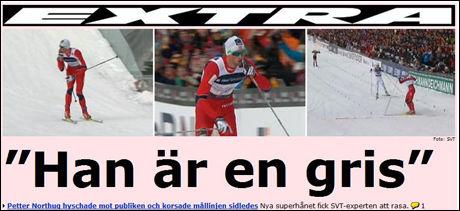 FAKSIMILE: Aftonbladet.se etter stafetten.