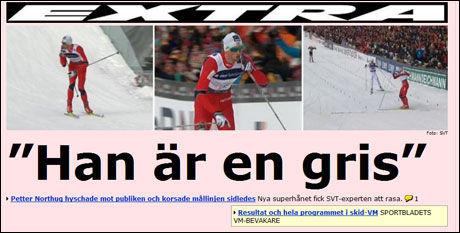 Foto: Faksimile Aftonbladet.se