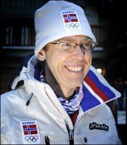 KOMMER TILBAKE: Halvard Hanevold er sikker på at Ole Einar Bjørndalen kommer tilbake i toppform. Foto: Bjørn S. Delebekk, VG