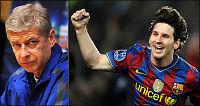 Wenger: - Messi må stoppes