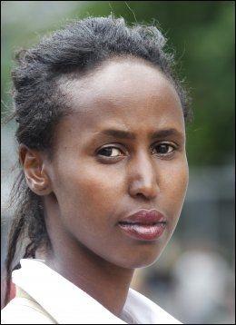 Kadra Yusuf, skribent Foto: Roger Neumann