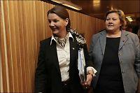 Høyre-topper nekter å godta Ernas datalagring-ja