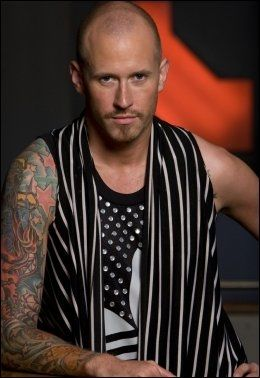 TV-AKTUELL: Storm Pedersen sånn TV-seerne får ham presentert i «Top Model». Foto: TV3