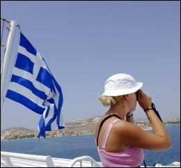 ØYHOPPING: Ferge fra øy til øy er den ultimate ferieformen for mange. FOTO: PAUL SIGVE AMUNDSEN
