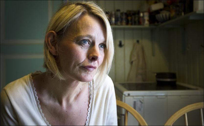 ANTI-ISLAMIST: Lena Andreassen er talsperson for den nye gruppen Norwegian Defence League.