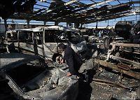 Kraftige eksplosjoner i Tripoli