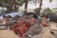 Libyske kvinner fritt vilt: - Voldtas på flukt