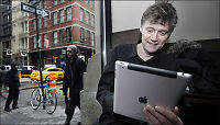 VG tester iPad2: Paddeflat multimediemaskin