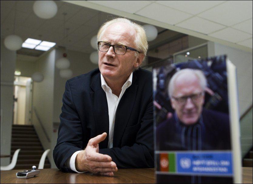 I SORG: Kai Eide var FNs spesialsutsending for FN fra 2008 til 2010. Foto: Scanpix