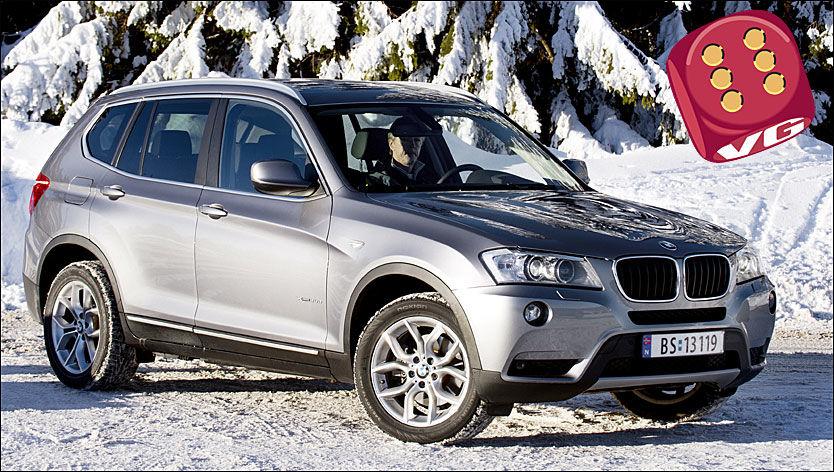 KRAFTIGERE: Selv om BMW fremdeles har en dempet fremtoning, ser den nye modellen tøffere og mer kraftfull ut enn den foregående. Foto: Line Møller