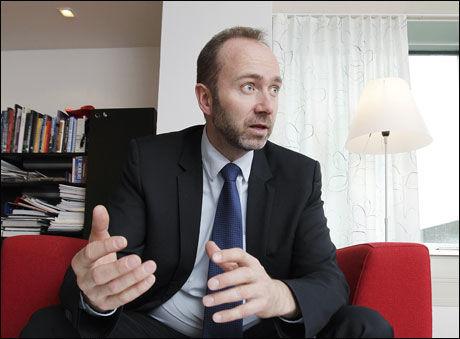 AKTUELL: Trond Giske (Ap) kan bli ny helseminister. Foto: Trond Solberg/VG