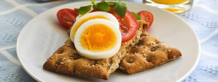 kalorier i egg