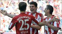 Bayern-show mot Heynckes