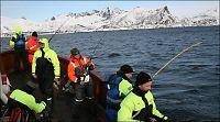 Fisketuristene truer ikke bestander