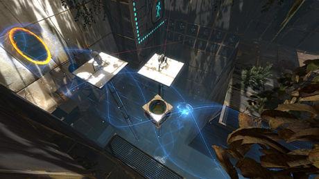 FORLATT: Det har gått hundrevis av år siden begivenhetene i det første Portal-spillet. Foto: VALVE