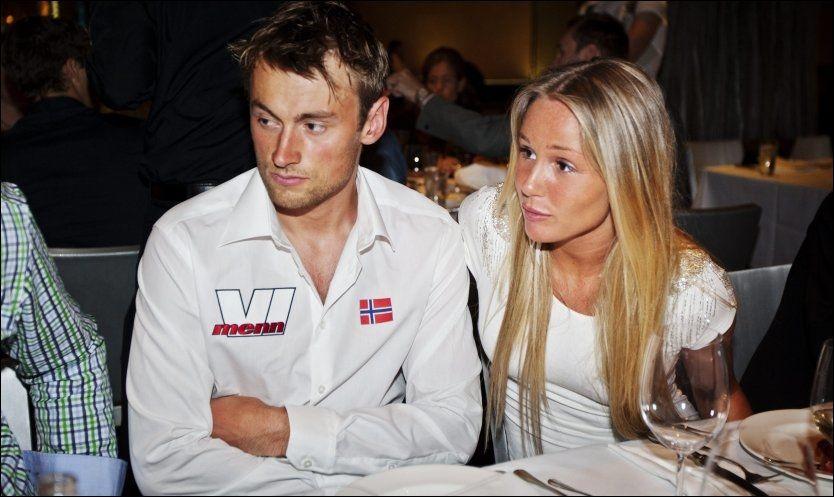 BRUDD: Petter Northug og Rachel Nordtømme er ikke lenger et par. Foto: Jørgen Braastad/VG