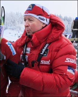 NORTHUGS PRESSETALSMANN: Otto Ulseth. Foto: Scanpix
