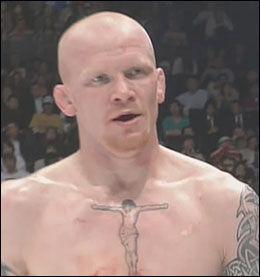 LEGENDE-STATUS: Joachim «Hellboy» Hansen har gjort seg svært bemerket internasjonalt, og der Norges mest kjente MMA-utøver. Foto: VGTV