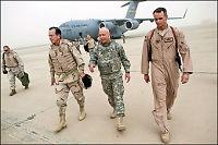 USA så på pakistansk etterretning som terrorister