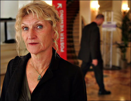 FORSKER: Professor Ulla-Britt Lilleaas tror kvinner stiller for store krav til seg selv. Foto: Hallgeir Vågenes